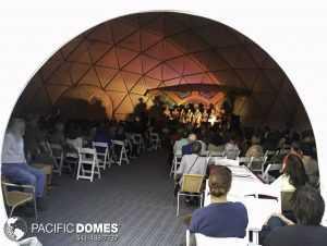qigong dome, Center for Wisdom Healing Qigong, festival