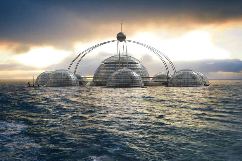 Floating Dome Complex