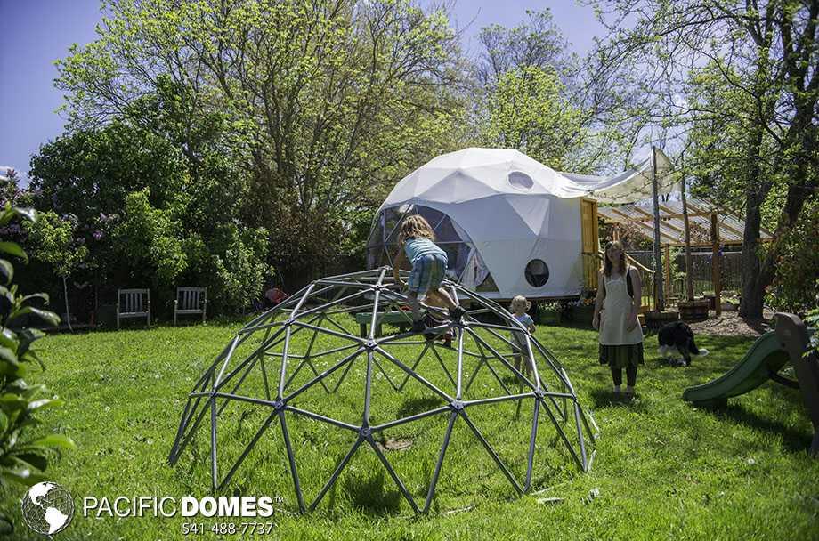 Climbing Domes