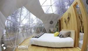 Glamping Domes - Pacific Domes