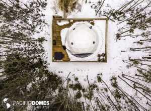 natural habitat dome glamping