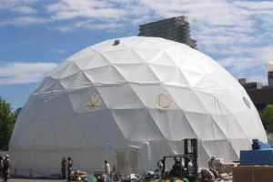 100ft Event Dome