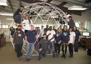 Company Photo - Pacific Domes