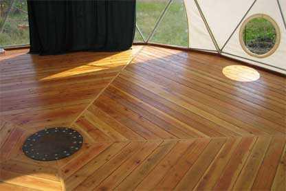 Dome Flooring