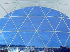 Dome Bay Window