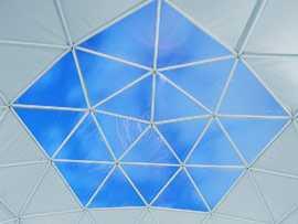Dome Skylight Roof