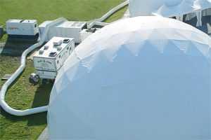 Event Domes - HVAC