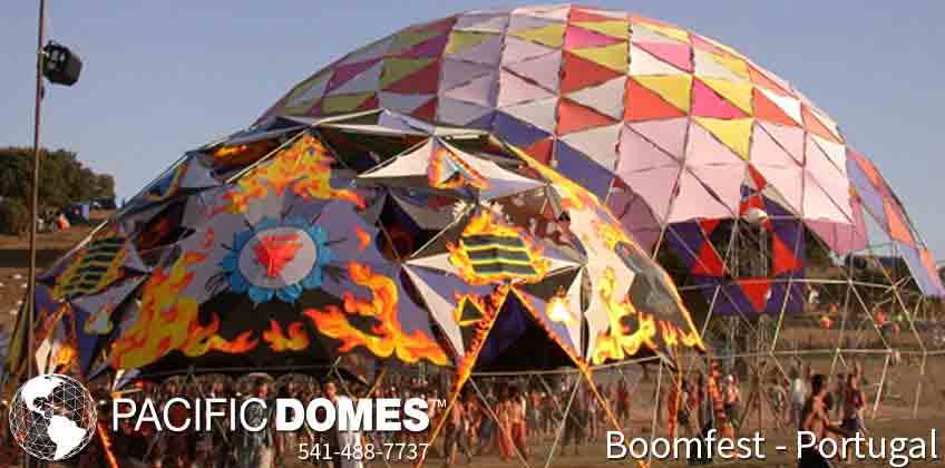 Pacific Domes - Festival Domes