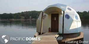 Pacific Domes - Floating Domes