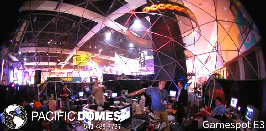Pacific Domes - Gaming Domes