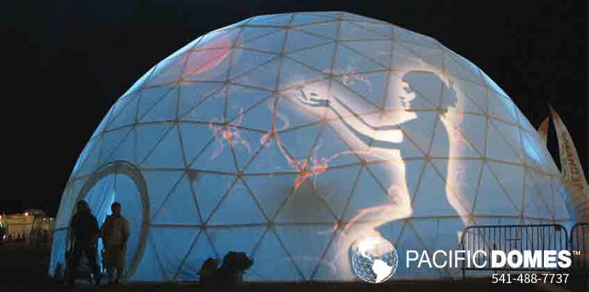 Pacific Domes - Illumination Domes