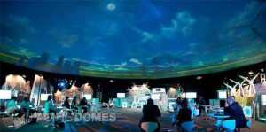 Pacific Domes - Projection Domes