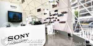 Pacific Domes - Trade Show Domes