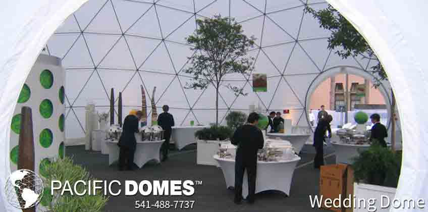 Pacific Domes - Wedding Domes