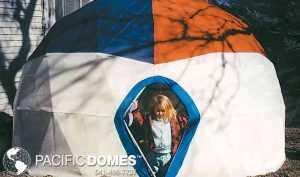 11ft Playground Climbing Dome