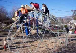 15ft Climbing Dome