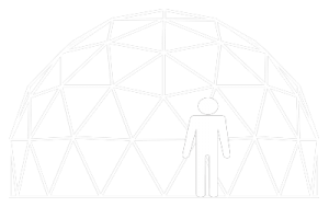 15ft Playground Climbing Dome Elevation