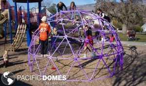 15ft Playground Climbing Dome