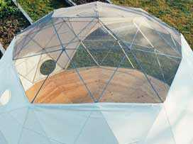 Dome Roof Screen