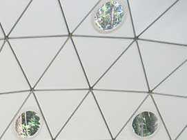 Dome Round Windows