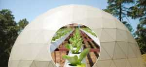 Pacific Domes - Aquaponic Domes