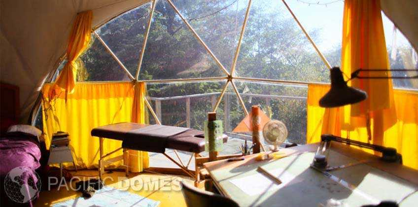 Pacific Domes - Healing Dome