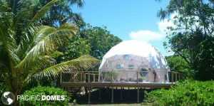 Pacific Domes Newsletters