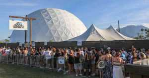 120ft Dome at Coachella
