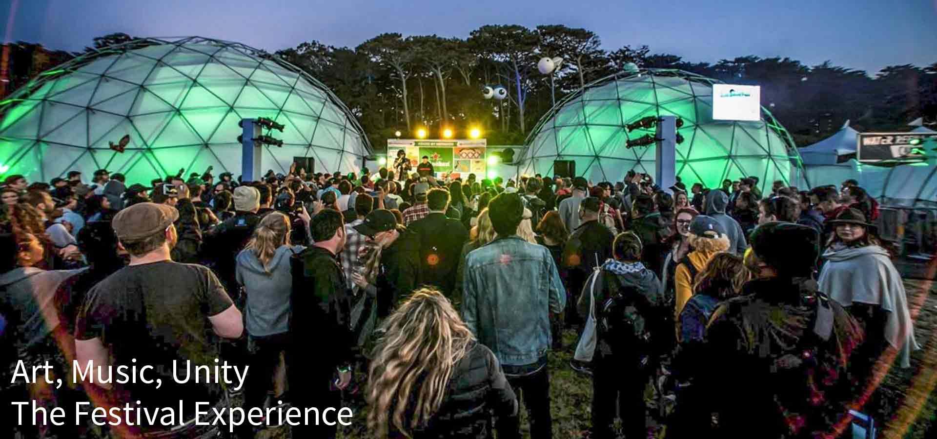 Music & Festival Domes