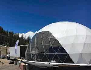 Oakley Product Launch Dome