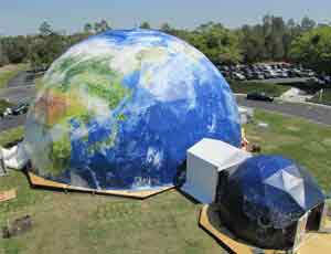 Printed Event Domes