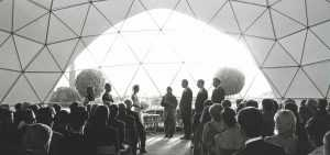 Geodesic Wedding Domes