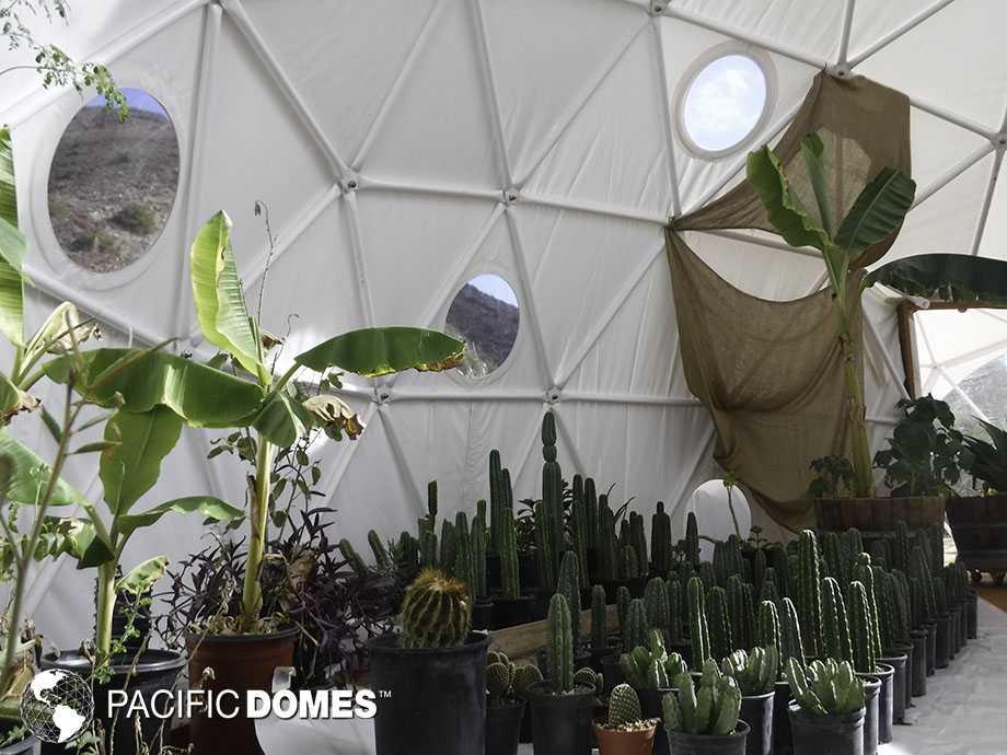 Ojai Dome - Greenhouse Dome