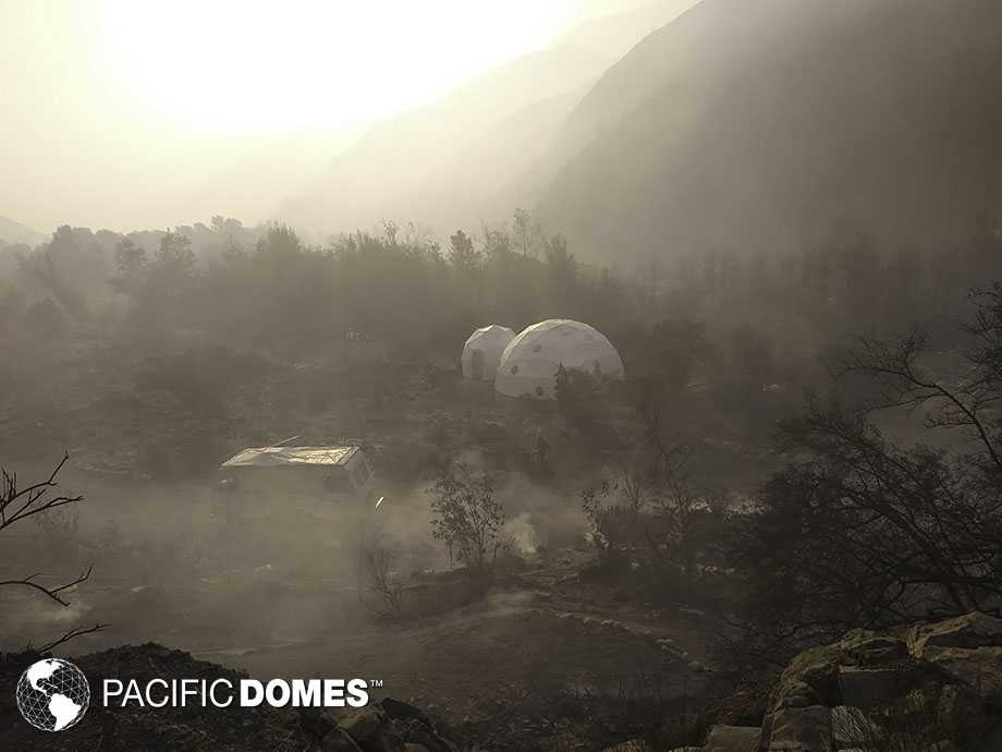 Connect Domes