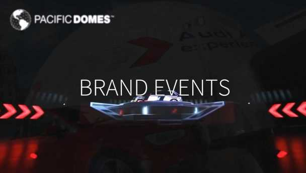 Audi Projection Dome