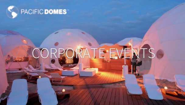 Corporate Event Domes - Pacific Domes