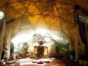 Pacific Domes Temple Dome
