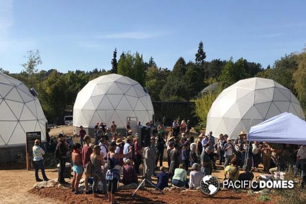 Future Garden open day at UC Santa Cruz Arboretum and Botanic Garden