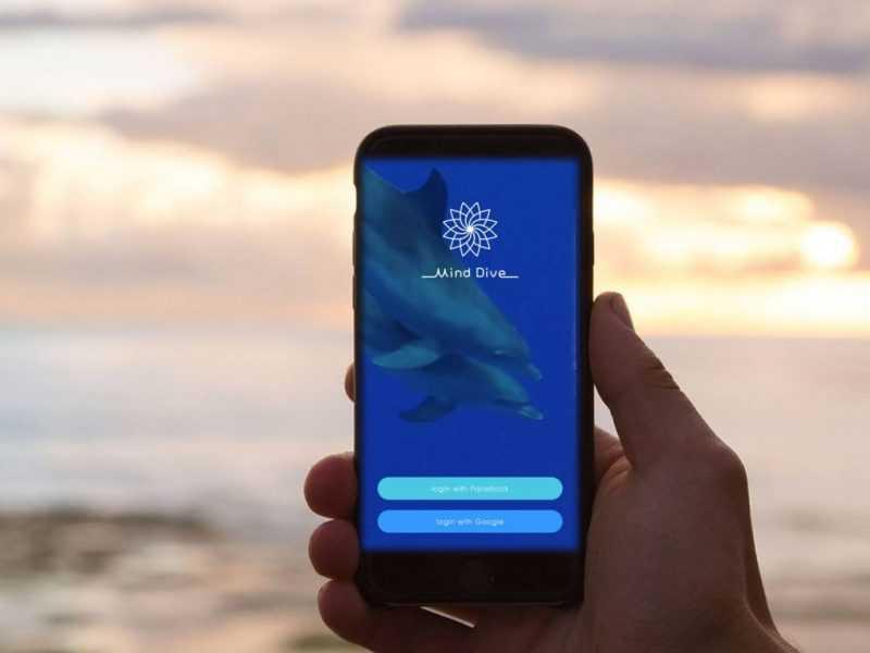Mind Dive App
