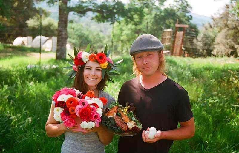 Boho Wedding Hosts - Samantha and Cheetah