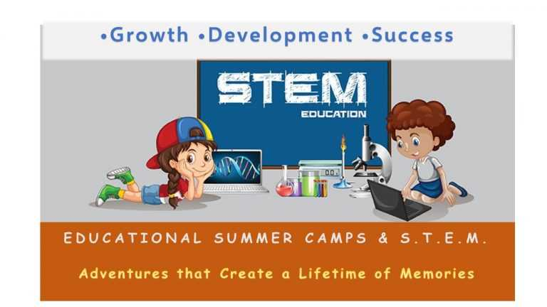 S.T.E.M. Summer Camps