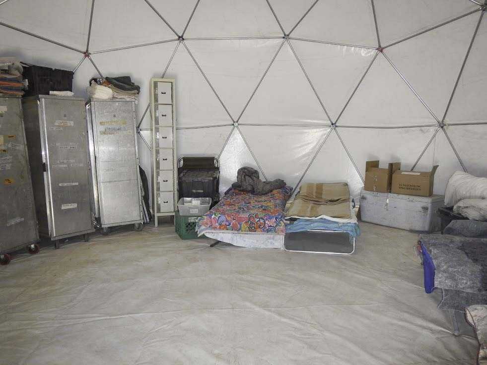 relied domes, relief dome, emergency dome