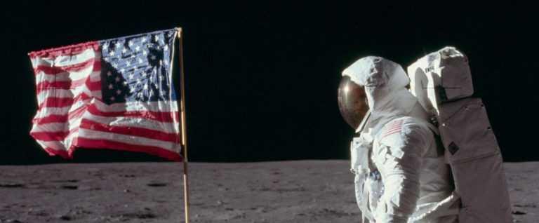 Apollo Moon Landing 7-20-1969