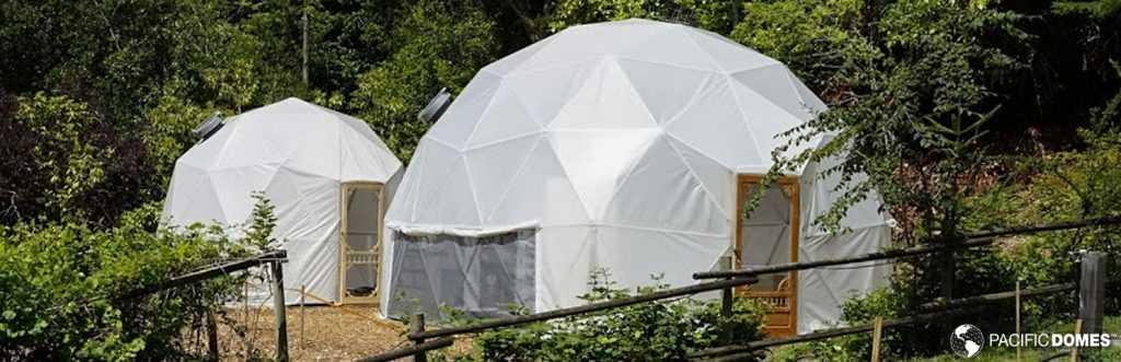 Urban BioDome Greenhouse Pacific Domes