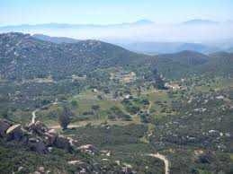 MadreGrande Monastery Valley Overlook