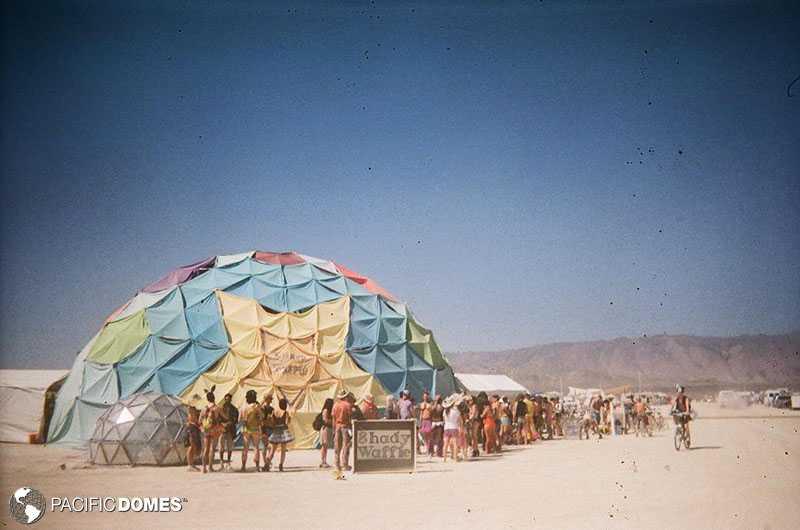event dome, festival dome, pop-up dome, service-dome, party dome