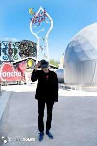 Tim Burton Projection Dome