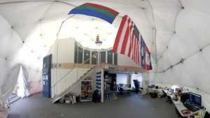 NASA dome, Mars dome