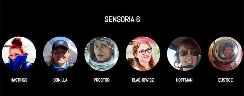 Sensoria 6