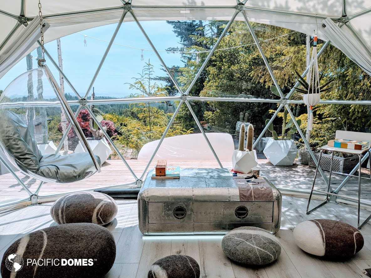 Backyard Dome